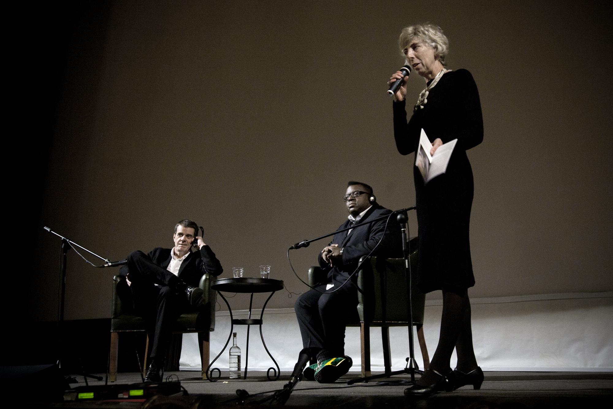Lo-schermo-dellarte-Film-Festival-2012-Isaac-Julien-in-conversazione-con-Heinz-Peter-Schwerfel