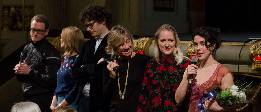 Lo-schermo-dellarte-2015-la-giuria-di-Feature-Expanded-con-la-vincitrice-Gabrielle-Brady-photo-Pietro-Viti